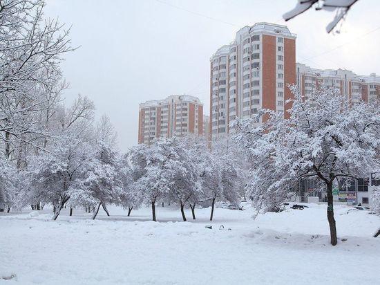 В Московском регионе за выходные выпала четверть месячной нормы осадков
