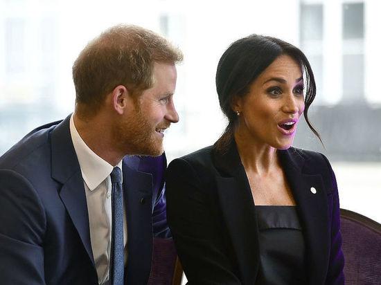 Британцы осудили откровения Меган Маркл и принца Гарри