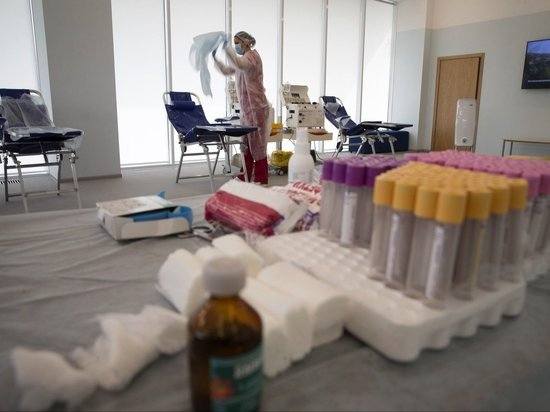 Медики выявили 18 новых зараженных коронавирусом за день в Хакасии