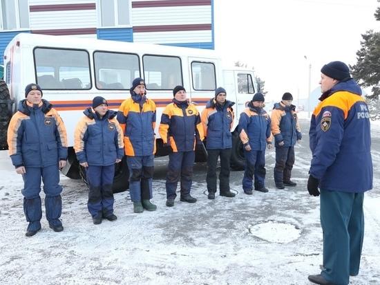 Спасатели Хакасии отправились на поиски пропавших в Приисковом туристов