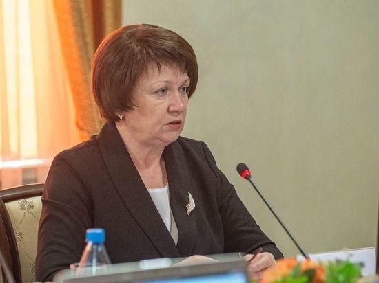 В Хакасии свой пост покинула заместитель главы республики