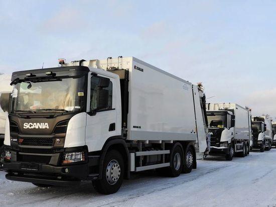Куда «уехали» петрозаводские мусоровозы, купленные за казенный счет. ФОТО