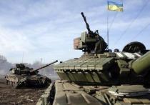Киев укрепляет свои позиции в районе границ самопровозглашенных Донецкой и Луганской народных республик (ДНР и ЛНР)