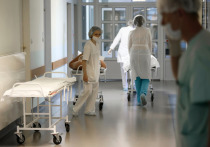 Доля тяжелых больных с корнавирусом в больницах Северной столицы составила 26%