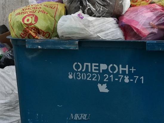 «Олерон+» год не вывозил мусор жителей Малеты, которые платили компании