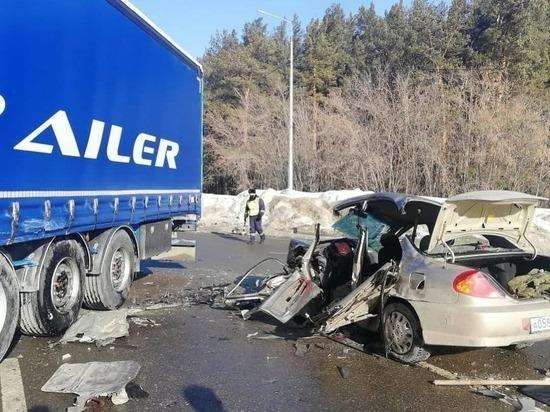 Есть пострадавшие: страшное ДТП случилось на Чуйском тракте