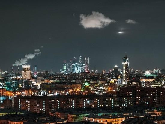 На Москву идет 30-градусный мороз