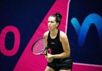 Казань принимает международный турнир по теннису