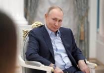 Владимир Путин поддержал предложение «Единой России» об участии волонтеров в политике