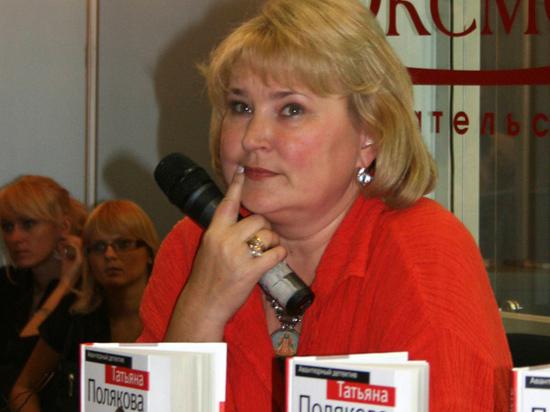 В Международный женский день во Владимире скончалась писательница Татьяна Полякова