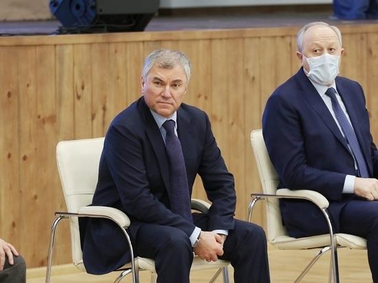 Володин пообещал, что нового повышения пенсионного возраста не будет