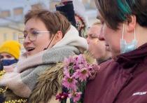 Феминистки в Петербурге прошлись по теме домашнего насилия
