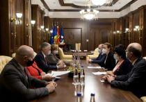 Молдова готовится к массовой вакцинации населения