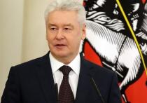 Собянин заверил в сохранении масочного режима после отмены большинства ограничений
