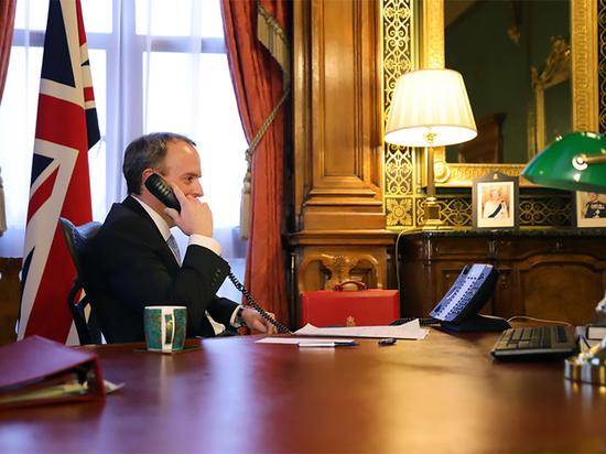 """Глава МИД Британии намерен обсудить с властями Эстонии """"российскую угрозу"""""""