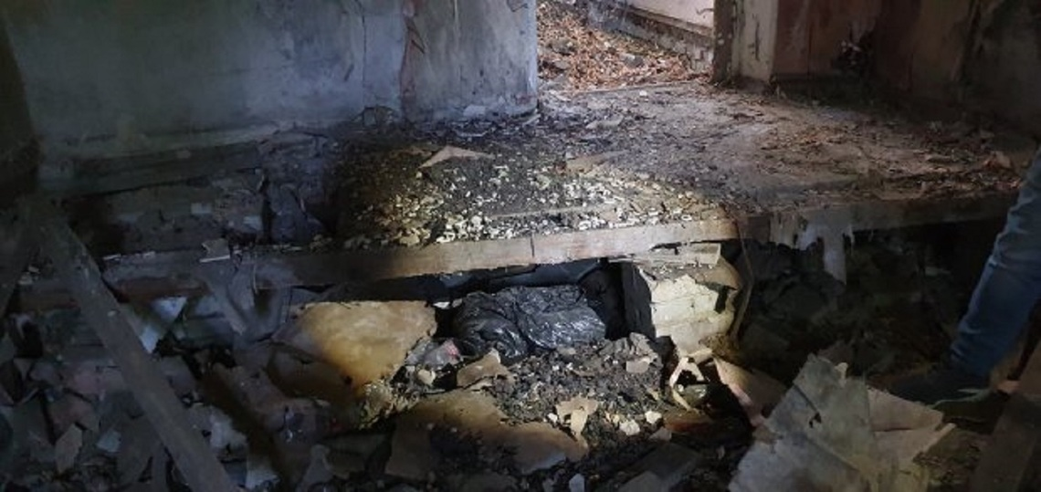 Схрон с гранатами нашли в Волгоградской области сотрудники ФСБ , фото-2