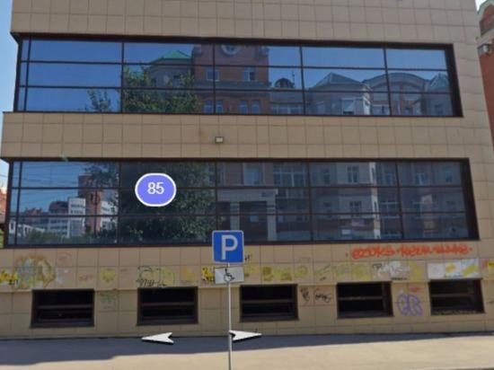 В Барнауле брошенный бизнес-центр, фигурировавший в деле Савинцева, передали властям края