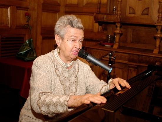 Народная артистка РСФСР скончалась в возрасте 95 лет
