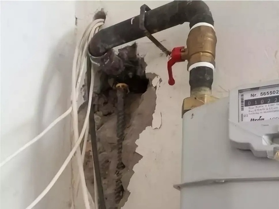 В Карабудахкентском районе устранили утечку газа