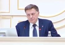 Макаров поговорил о депутате Резнике с руководством МВД Петербурга