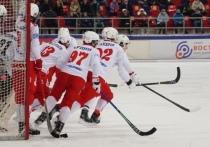 «Битва за финал»: ХК «Енисей» проиграл «СКА-Нефтянику» в первом полуфинальном матче
