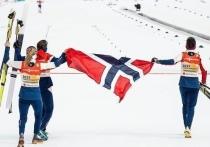 Сборная Норвегии увезла с чемпионата мира-2021 по лыжным гонкам половину всех медалей: 18 наград, 9 из которых – высшей пробы. На турнире в Оберстдорфе норвежцы показали невероятную силу, которая вызвала сомнения у российских тренеров. «МК-Спорт» расскажет, в чем заподозрили лыжников из Норвегии.