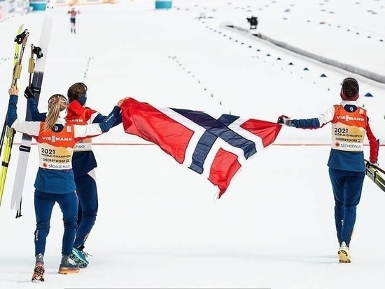 Успех лыжников из Норвегии вызвал сомнения