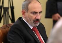 Пашинян превратился в Герострата: премьер Армении тушит пожар керосином