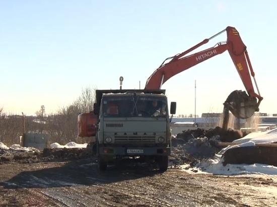 Новые очистные сооружения построят в Перевозе