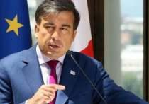 Экс-президент Грузии Михаил Саакашвили, ныне являющийся главой Исполнительного комитета Национального совета реформ Украины, недолго сидел тихо