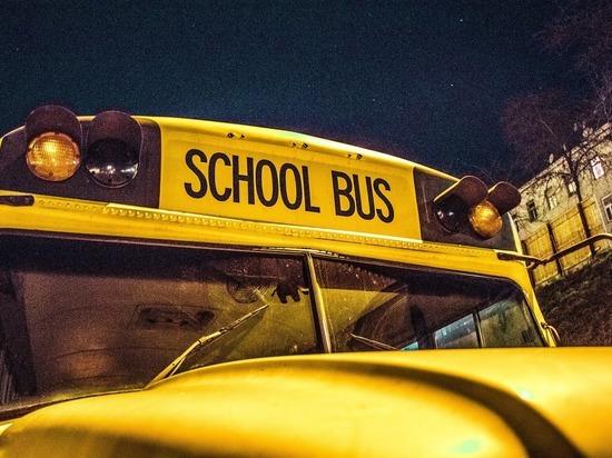 Муниципалитет в Алтайском крае получит новый школьный автобус, вместо сгоревшего