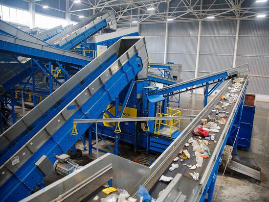 Мусоросортировочный завод в Чите запустят в сентябре 2021 года