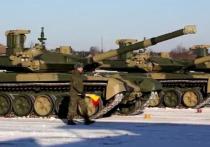 Севастопольская бригада Западного военного округа, дислоцированная в Подмосковье, получила новейшие танки Т-90М «Прорыв»
