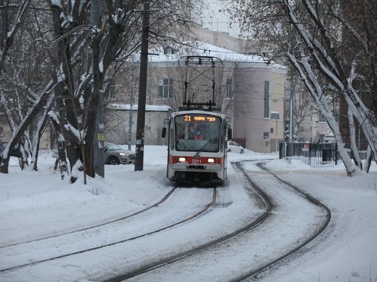 Еще 10 московских трамваев привезут в Нижний Новгород