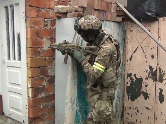 В Дагестане убит боевик, готовивший теракт