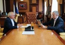 Аксенов поддержал предложение Абажера по увековечиванию памяти крымчан - участников военных событий