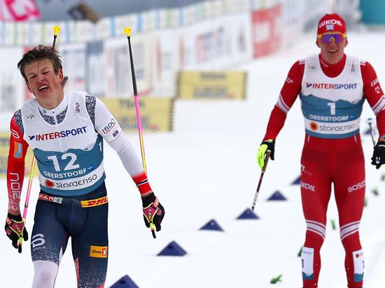 Звезда норвежских лыж и Александр Большунов вновь встретятся на трассе