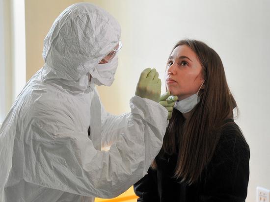 В Хакасии за сутки выявили 17 случаев коронавируса