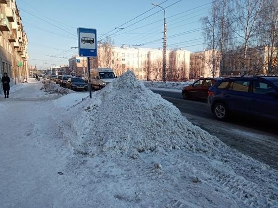 Прокуратура привлекла петрозаводского подрядчика к ответственности за некачественную уборку улиц
