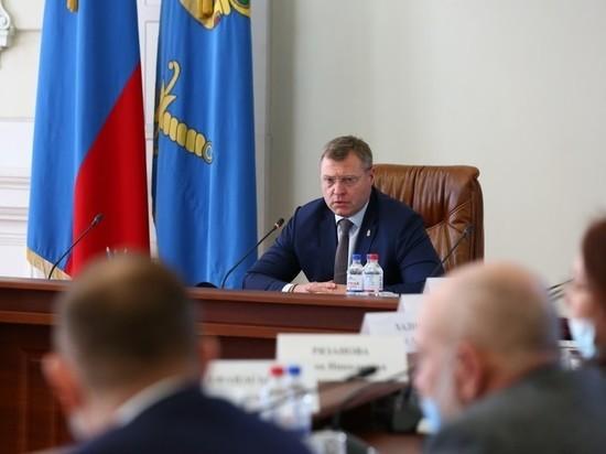 Астраханский губернатор обвинил чиновников в неумении общаться с людьми