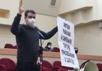 Из-за саратовского депутата чуть не сорвалось думское заседание