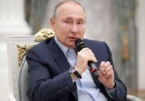 В Кремле анонсировали сценарий очного выступления Путина с посланием Федеральному собранию
