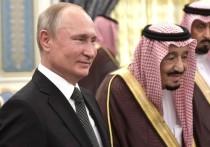 Путин: у России много друзей и интересов на Ближнем Востоке