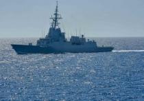 Черноморский флот России начал контролировать перемещение в Черном море испанского фрегата «Кристобаль Колон» («Христофор Колумб»)