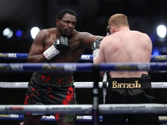 Британский боксер начал словесную атаку на россиянина перед реваншем