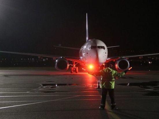 Омский аэропорт озвучил, кто из авиакомпаний в феврале был самым непунктуальным