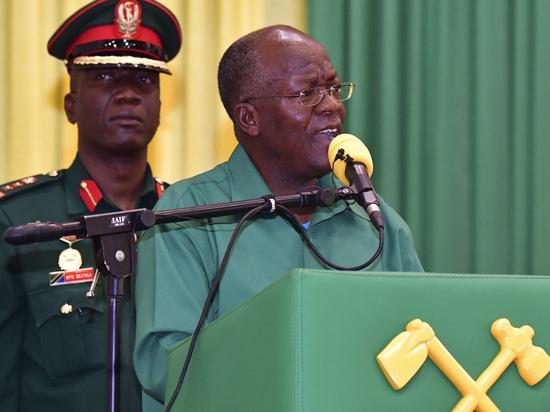 Оппозиция: «Самый могущественный человек в стране скрывается, как преступник»