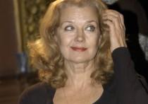 Путин поздравил актрису Алферову с юбилеем