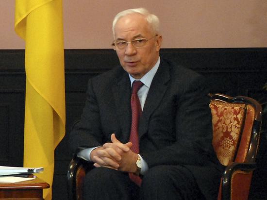 "Азаров назвал ""реальных хозяев"" Украины"