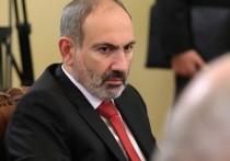В Ереване произошли столкновения противников Пашиняна с полицией